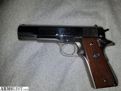 For Sale: Colt's MK IV Series '70 Government Model