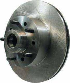 """AllStar Performance ALL42091 Granada Brake Rotor w 1/2"""""""