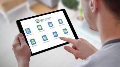 EZ Home Services Ordering App: Best Mobile App for order services online