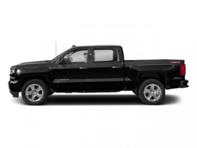 2018 Chevrolet Silverado 1500 Work Truck (Black)
