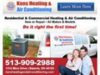 Ken s Heating and Air Conditioning