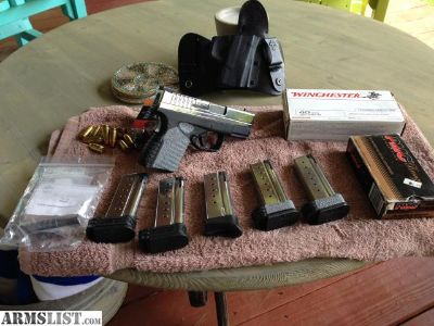For Sale: Springfield XDs .40