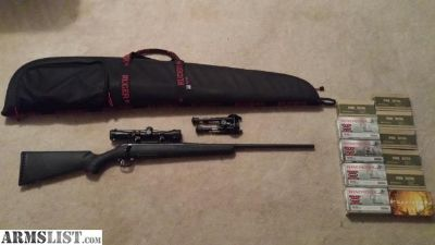 For Sale: Ruger .308 Compact w/ extras