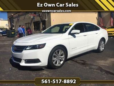 Used 2016 Chevrolet Impala for sale