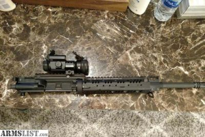 For Sale: Rock River Arms upper with Vltor CAS-V and optic