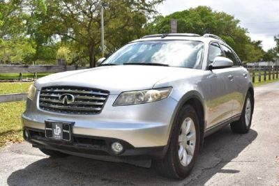 2004 INFINITI FX 35 CLEAN TITLE ONE OWNER 56K MILES WE FINANCE EVERYONE!