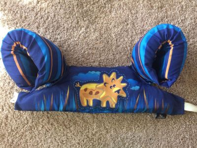 Toddler floaty 30-50 pounds