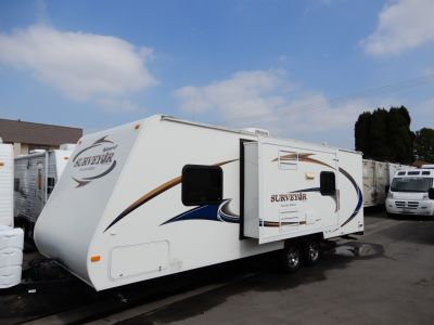 2012 Forest River Surveyor SP260 Lite Edition