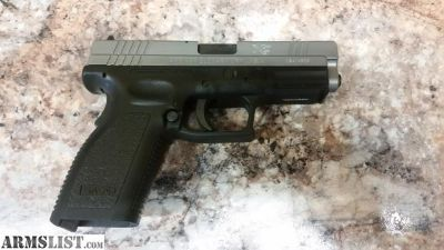 For Sale/Trade: Springfield Armory XD40