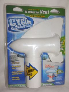 Purchase Cyclone RV Holding Tank Vent Camco 40593 Stops Holding Tank Odors motorcycle in Dayton, Ohio, United States, for US $21.99