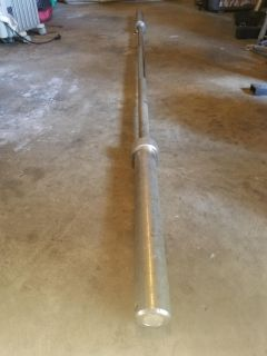 Olympic Barbell-7ft