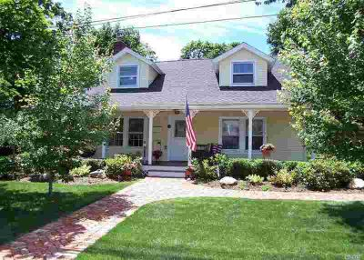 206 S Country Rd East Patchogue Three BR, Exquisite Historically
