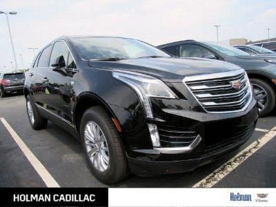 2019 Cadillac XT5 FWD (stellar black metallic)