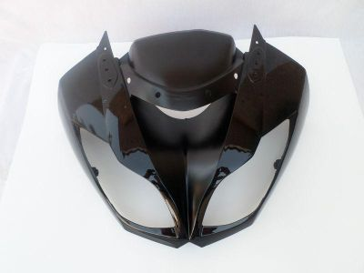 Sell Kawasaki Ninja 09-12 ZX-6R ZX6R ZX 6R Upper Cowl Front Fairing 2009 2010 2011 motorcycle in Miami, Florida, US, for US $169.00