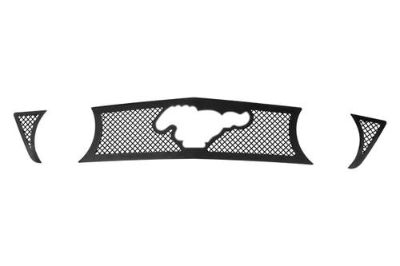 Buy Paramount 47-0167 - Ford Mustang Restyling Perimeter Black Wire Mesh Grille motorcycle in Ontario, California, US, for US $90.00