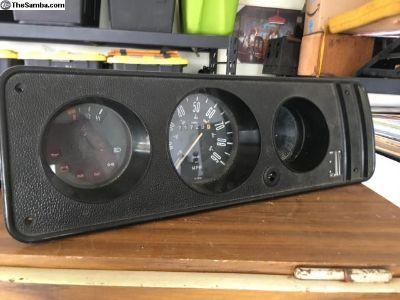 Speedometer dash Counsel