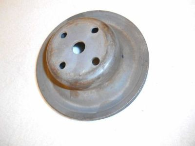 Buy 11969 BBC Big Block Chevy All 396 427 1 Groove Water Pump Pulley 3932430 DW motorcycle in Sahuarita, Arizona, United States, for US $30.00