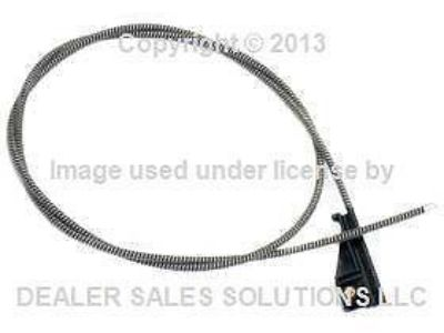 Buy New Genuine Mercedes w210 w220 Sunroof sun roof Cable (L) e-class s-class left motorcycle in Lake Mary, Florida, US, for US $51.59