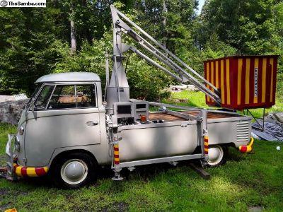 Rare 1962 Bucket Truck