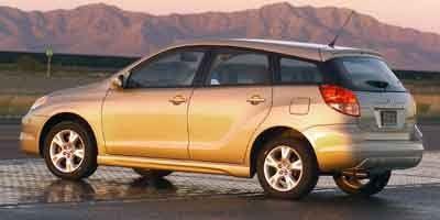 2004 Toyota Matrix Base (Yellow)