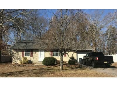 2 Bed 1 Bath Foreclosure Property in Manahawkin, NJ 08050 - Galley Ave