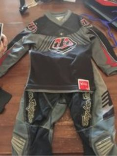Troy lee designs youth jersey and pants