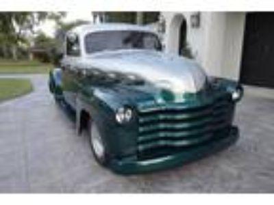 1952 Chevrolet Pickup Truck 383 Stroker