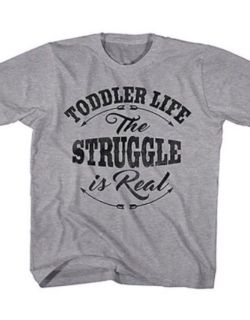 Toddler Life the Struggle is Real