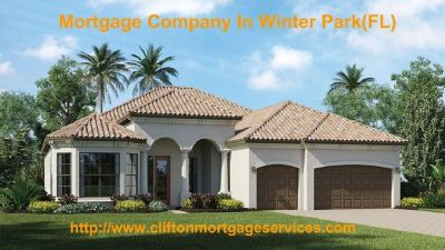 Avail The Best Mortgage Company In Winter Park! | Clifton Mortgage