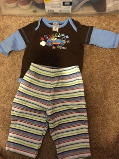 Sunshine baby outfit