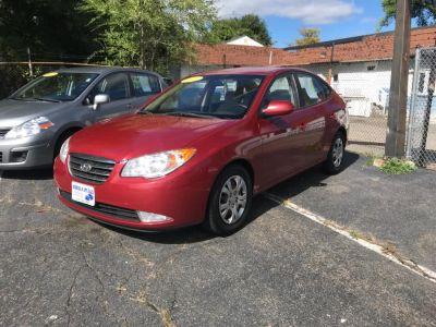 2009 Hyundai Elantra GLS (Red)