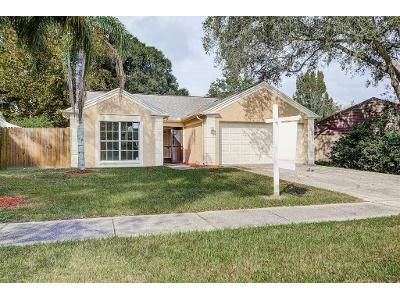 3 Bed 2 Bath Foreclosure Property in Lutz, FL 33559 - Baker Rd