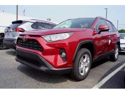 2019 Toyota RAV4 (03t3/Ruby Flare Pearl)