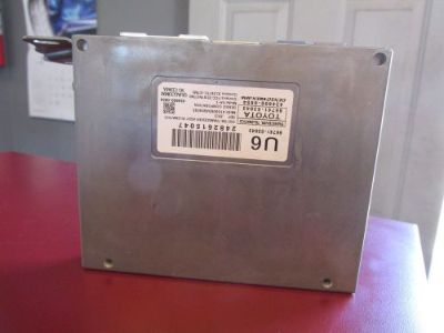 Sell TELEMATICS TRANSCEIVER 86741-53043 LEXUS IS250 14 motorcycle in Los Angeles, California, United States, for US $200.00