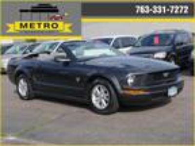 used 2009 Ford Mustang for sale.