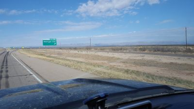 Residential Zoned 10 acres in West Texas Near Van Horn/TRADE/SALE