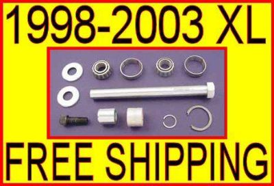 Purchase V-TWIN SWING ARM BEARING PIVOT BOLT KIT 1998-2003 HARLEY SPORTSTER XL 883 1200 motorcycle in Zieglerville, Pennsylvania, US, for US $79.95
