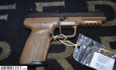 For Sale: FN America MK II Five Seven FDE 10 Round ADJ Sight