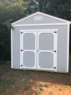 10 x 16 shed