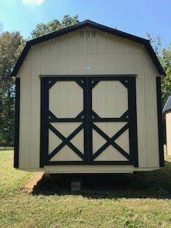 10x20 Storage shed, tool shed, mini barn, man cave
