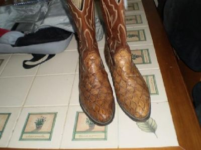 $350 OBO cow boy boots