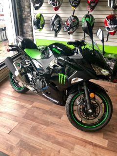 2018 Kawasaki Ninja 400 ABS Sport Motorcycles White Plains, NY