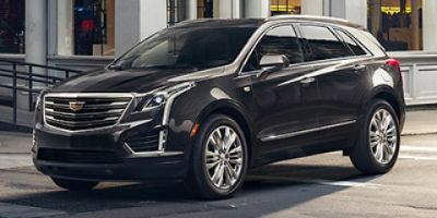 2017 Cadillac XT5 Luxury FWD (Radiant Silver Metallic)