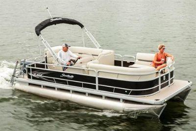 2019 Sweetwater Sunrise 206 C Pontoon Boats Coloma, MI