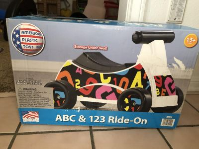 Ride on toy - Never opened