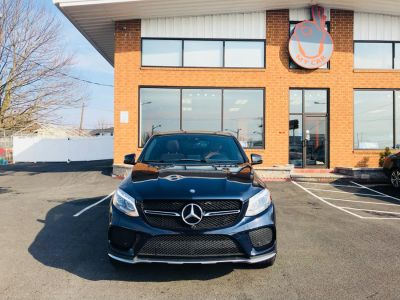 2016 Mercedes-Benz GLE 4MATIC 4dr GLE450 AMG Cpe (Lunar Blue Metallic)