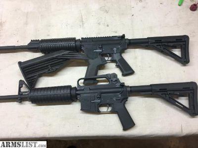 For Sale: 2 AR15 & slide fire bump stock