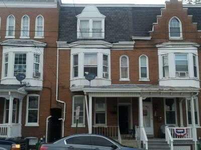 5 Bed 1 Bath Preforeclosure Property in York, PA 17401 - W King St
