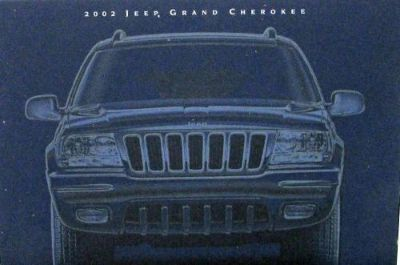 Sell 2002 Jeep Grand Cherokee Laredo, Limited, Overland Original Color Sales Brochure motorcycle in Holts Summit, Missouri, United States, for US $17.02