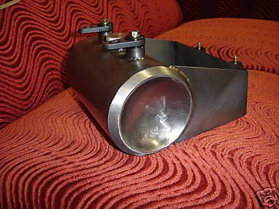 Sell CHOPPER/BOBBER OIL TANK BATT BOX MADE IN THE USA motorcycle in Upland, California, United States, for US $160.00